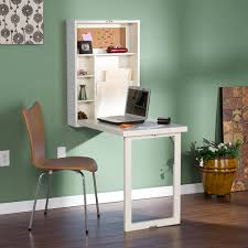 this white fold out desk could be used as dining imagine spices