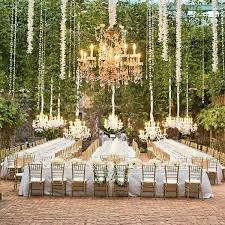 wedding decor ideas of glamorous chandeliers wedding decor ideas 13