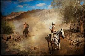 Indian Area Rug Indian Ambush Cowboy Themed Western Area Rug Western Bedding Decor