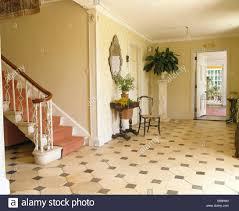black and white tiled floor stock photos u0026 black and white tiled