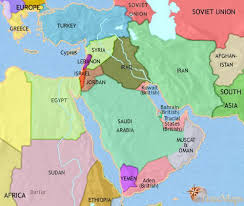 mid east map map of middle east at 1960ad timemaps