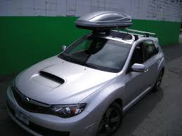 Subaru Wrx Roof Rack by Roof Rack Box Rack Attack Vancouver U0027s Blog