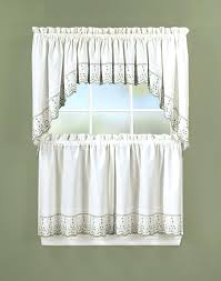 White Cafe Curtains White Cafe Curtains White Cotton Cafe Curtains Rabbitgirl Me