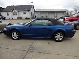 2000 blue mustang blue ford mustang in kentucky for sale used cars on buysellsearch