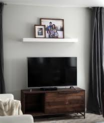 modern shelves for living room ana white modern floating shelf diy projects
