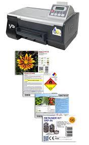 vp495 durable color label printer vipcolorus