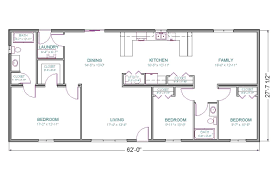 house floor plans ranch open bungalow floor plans home designs custom house with