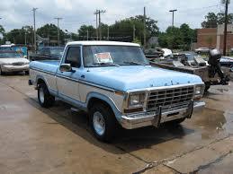 1979 ford f150 custom vintage ford truck searcy ar