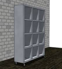 Free And Easy Diy Project And Furniture Plans by Ana White Build A 10 Cedar Cubby Shelf Free And Easy Diy