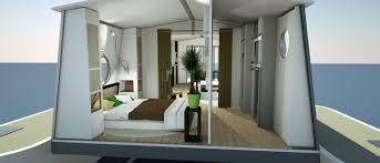 mobilier chambre hotel design d espace intérieur bateau chambre d hotel décoration