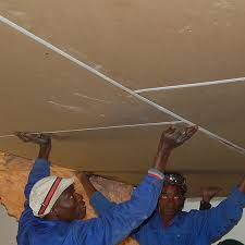 Rhino Cornice Home Dzine Home Improvement Replace Sagging Or Damaged Ceilings