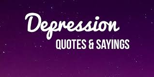 top 87 depression quotes sayings