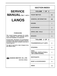 daewoo lanos wiring diagram download wiring diagram