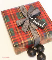 Michaels Gift Wrap - all wrapped up for christmas confettistyle