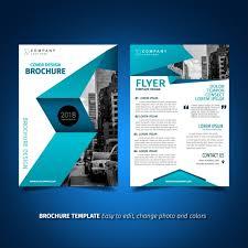 engineering brochure templates free brochure template design vector free