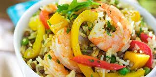 cuisine salade de riz salade de riz indienne aux crevettes facile et pas cher recette