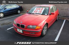 Toyota Asis 1999 Used Bmw 3 Series As Is For Parts Only No Warranty At