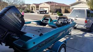 1996 nitro 170dc rick clunn addition bass boat azbz forums