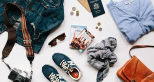 travel essentials images Top 5 travel essentials what you need to pack for a spring jpg