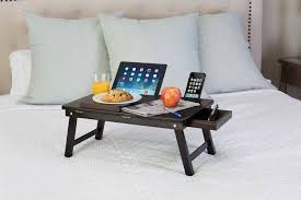 Laptop Bed Tray by Travel Desk For Kids Laptop Art Study Bed Tray Table Foldable