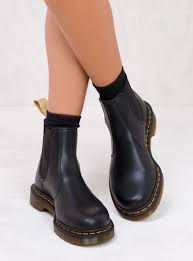 womens boots vegan big discount dr martens vegan smooth chelsea boots womens
