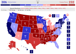 2016 Presidential Map Final Election Predictions Last Minute Political Humor And A