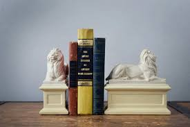 new york library bookends vintage lion bookends new york library lions patience