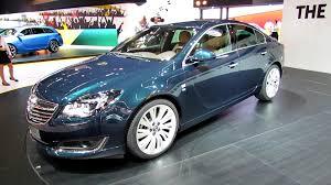 2014 opel insignia turbo exterior and interior wolkaround 2013
