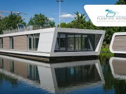 Immobilienscout24 Haus Verkaufen Floating Homes Schwimmendes Haus In Hamburg Leben Auf Dem Wasser