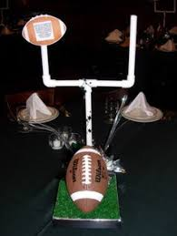 Football Centerpieces Football Centerpieces For Parties Football Party Centerpieces