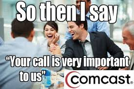 Comcast Meme - comcast ranked as the most hated company in america david