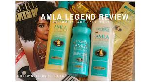 alma legend hair products amla legend product review youtube