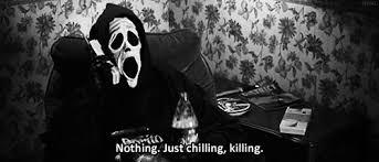 Scream Wazzup Meme - wazzup scary movie meme ma