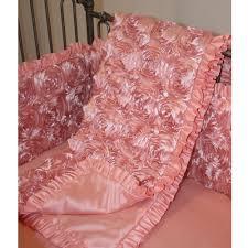 Roses Crib Bedding Baby Crib Bedding Crib Bedding Bunny Blue