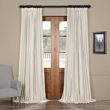 Extra Wide Thermal Curtains House Of Hampton Bahari Textured Faux Silk Extra Wide Blackout