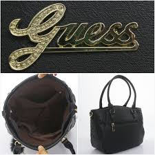 Tas Guess batam branded tas guess taiga flower set estonia merah seprem