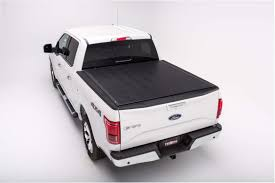 Ford F250 Truck Box - ford f 250 superduty 6 75 u0027 bed 2017 2018 truxedo titanium tonneau