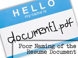 Resume Mistakes 15 Common Resume Mistakes And How To Avoid Them Cio