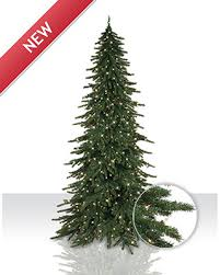 slender artificial trees timberline slim pine artificial