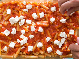 What To Add To Cottage Cheese by The Key To Great Baked Ziti Drop The Ricotta And Add Parmesan