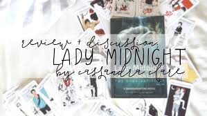 quotes about reading cassandra clare review discussion lady midnight by cassandra clare twirling