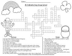 st patrick u0027s day math activities 3rd u0026 4th grade by teachers r us