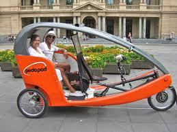 pedicab philippines cycle rickshaw