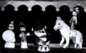 circus puppets the puppet circus