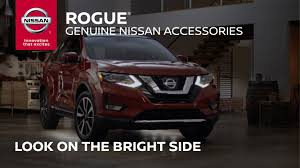 Nissan Rogue Tent - 2017 nissan rogue accessories time to brighten things up youtube