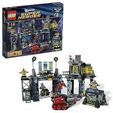 lego dc universe 6860 batman batcave lego batman