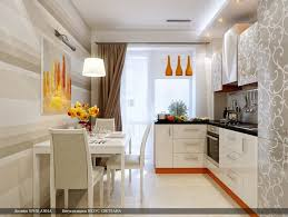 Kitchen With Dining Kitchen With Dining Room Sleek Traditional - Kitchen design with dining table