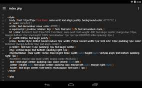 android text editor turbo editor open source text editor for android linux magazine