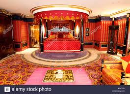 The Burj Al Arab Presidential Suite Deluxe Suite Sleeping Room In The Burj Al