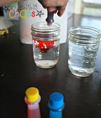 crawling colors a fun color mixing science experiment